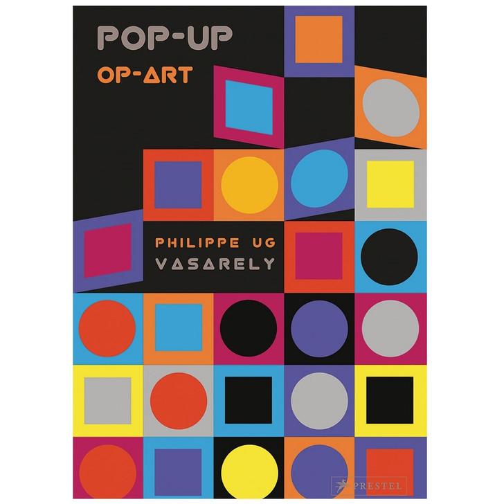 Pop-Up Op Art: Vasarely