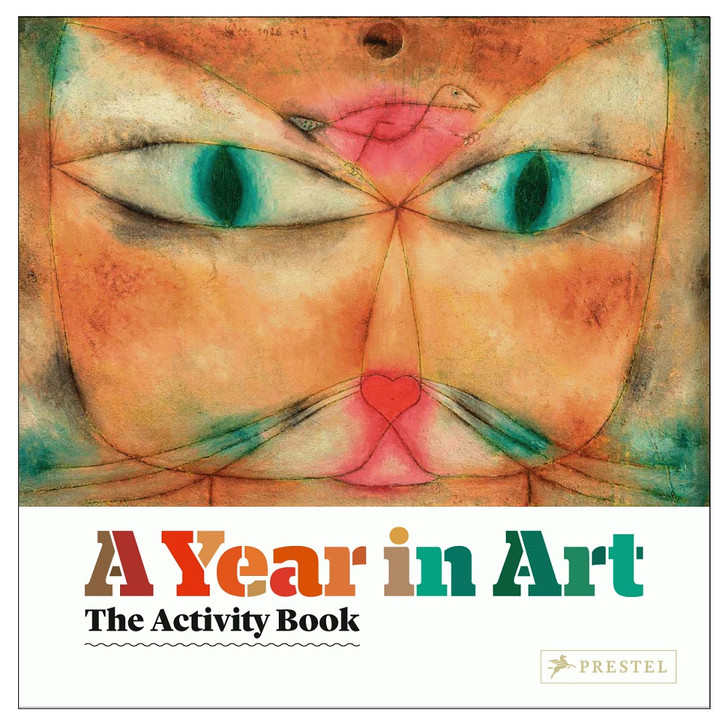 A Year in Art Activity Book