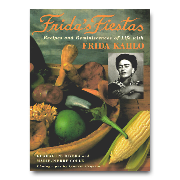 Frida's Fiestas Recipe Book
