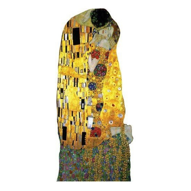 Kiss, Klimt Quotable Notecard