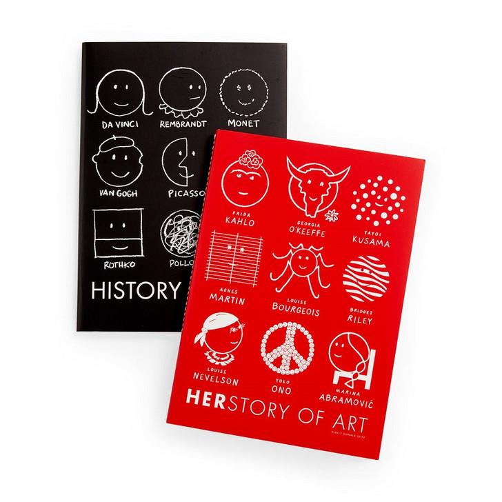 History/Herstory Notebook Set