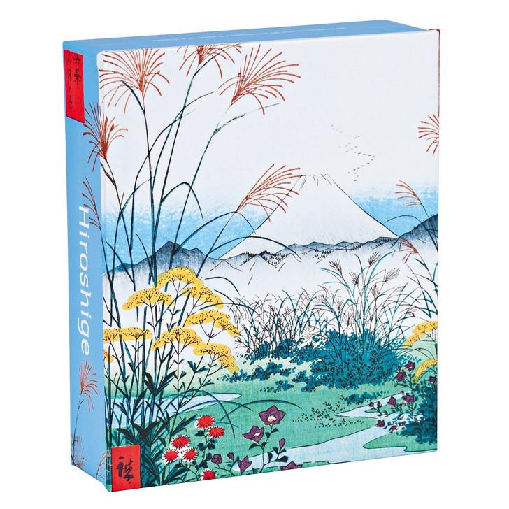 Hiroshige Seasons QuickNotes