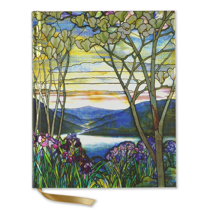 Tiffany Window Oversize Journal