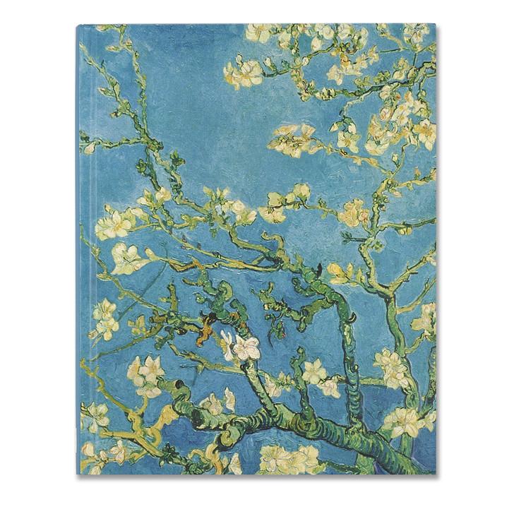Van Gogh Almond Blossom Oversize Journal