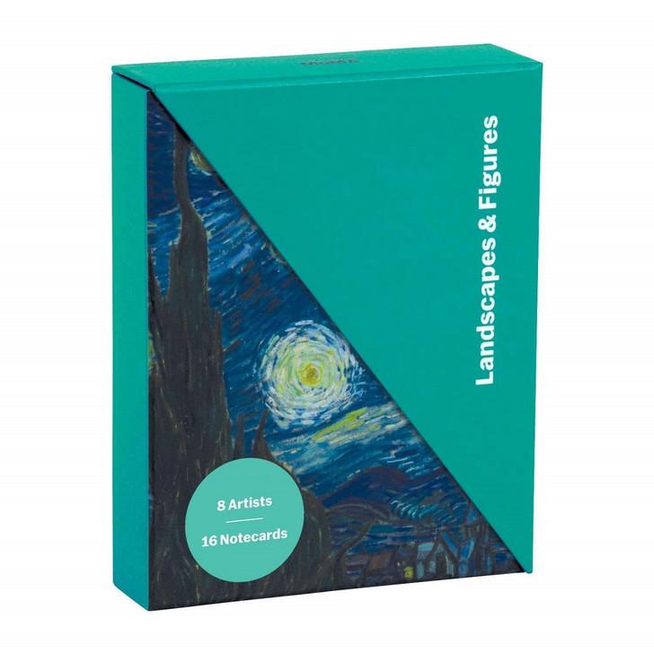 MOMA Landscapes & Figures Folio Box