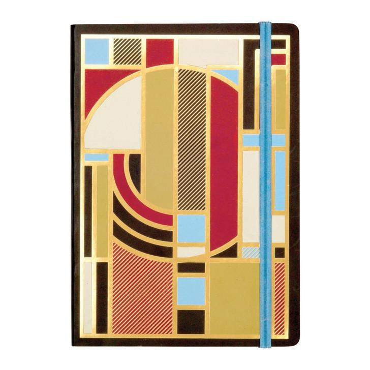Frank Lloyd Wright Undated Gilded Planner