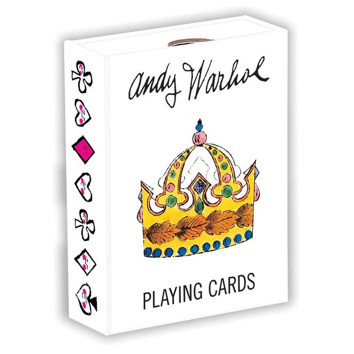 Warhol Playing Cards
