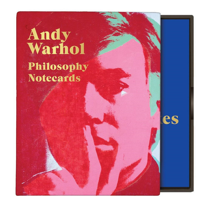 Warhol Philosophy Assorted Notecards