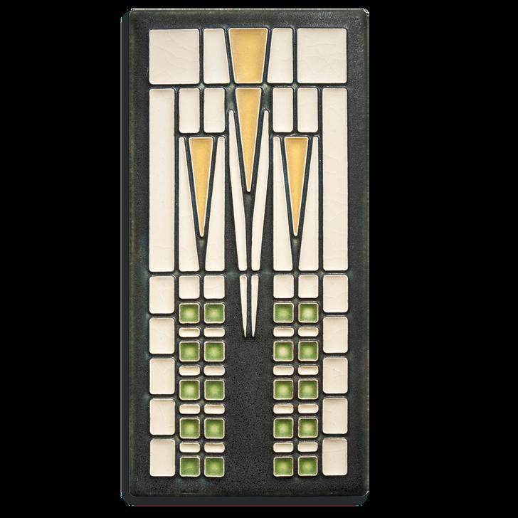 Motawi Tileworks Frank Lloyd Wright  Frank Thomas House Tile
