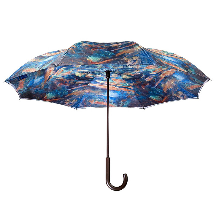 Paul Cezanne, The Brook Reverse Umbrella