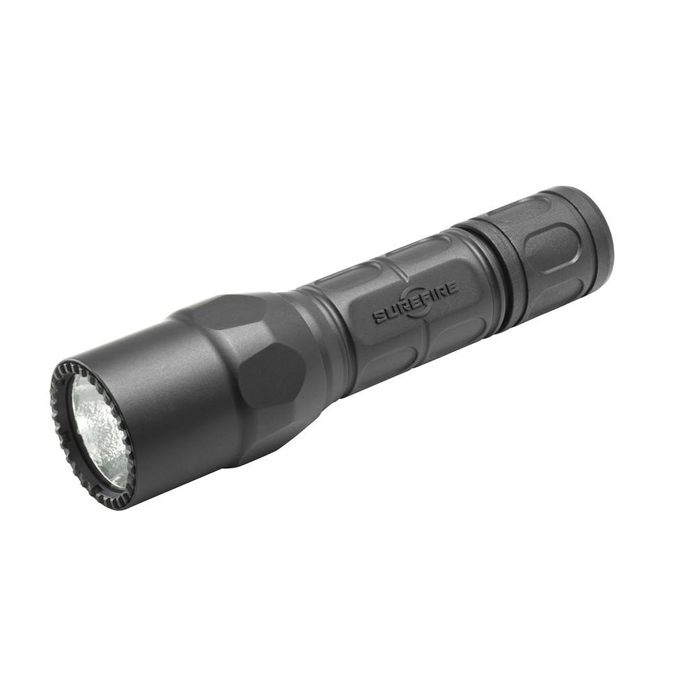 SUREFIRE G2X Pro Dual Output LED Flashlight (15/600 Lumens, Black)