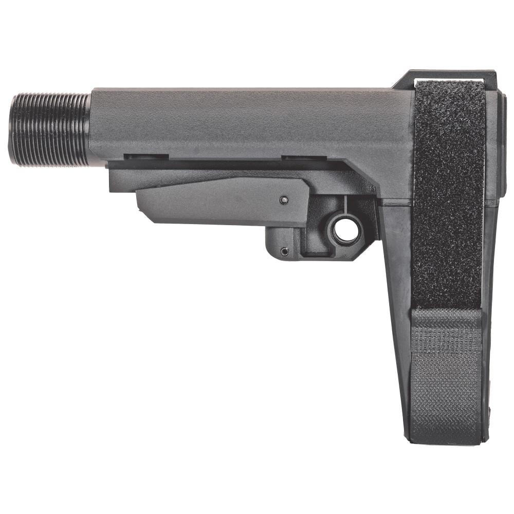 SB Tactical SBA3 Pistol Brace (STEALTH GRAY)
