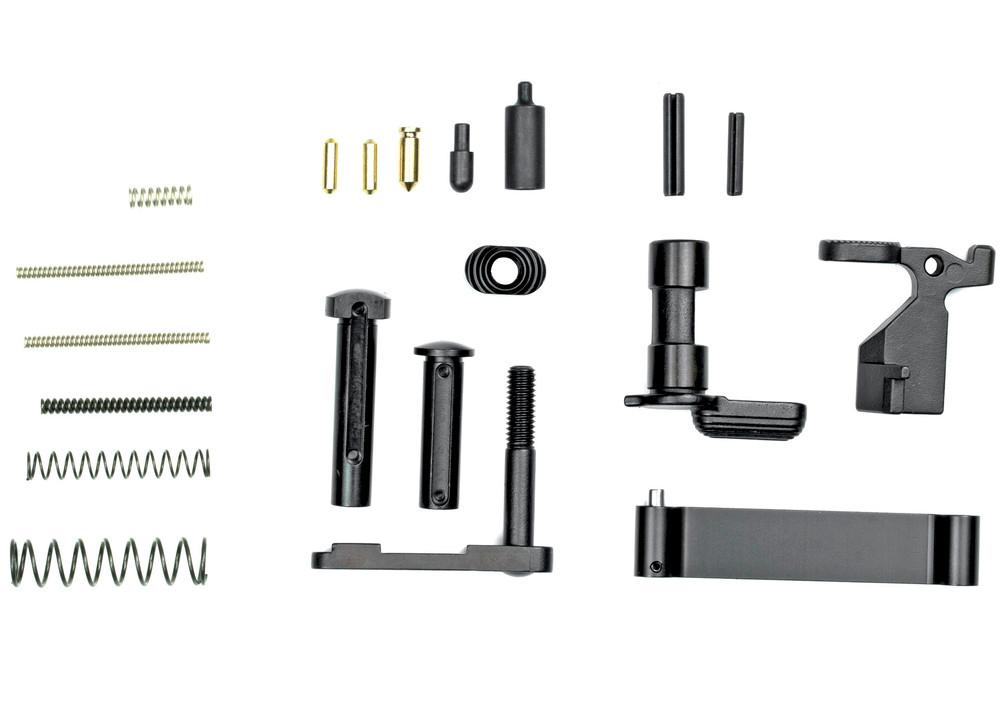 CMC AR-15 Lower Parts Kit (No FCG/No Grip)
