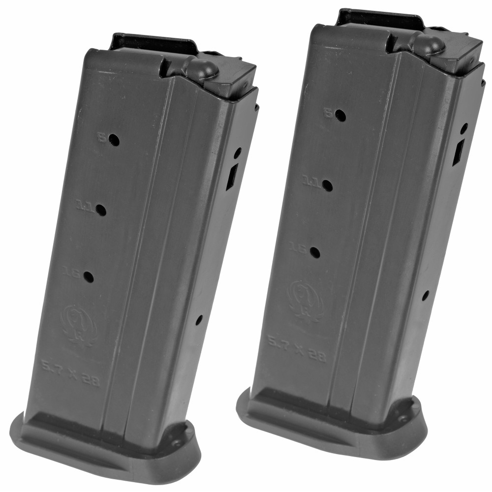 RUGER 57 20rd. Magazine 2 Pack (5.7x28mm)