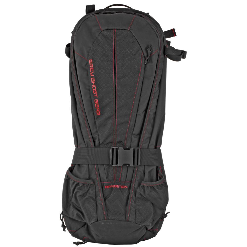 Grey Ghost Gear Apparition SBR Bag (Black/Red)