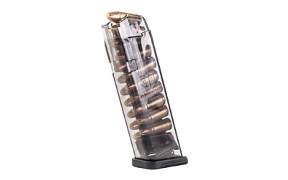 ETS Glock 9MM Magazine (17Rd, SMOKE)