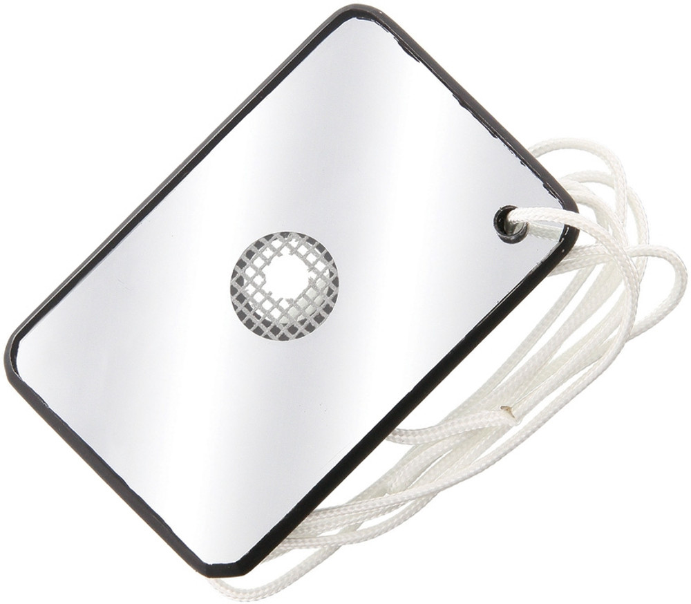 "S.I. Howard Glass USGI Signal Mirror (2"" X 3"")"