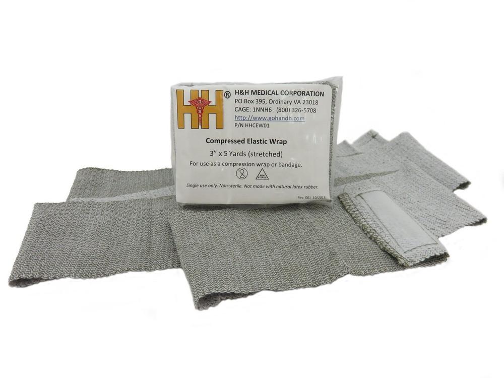 H&H Compressed Elastic Wrap