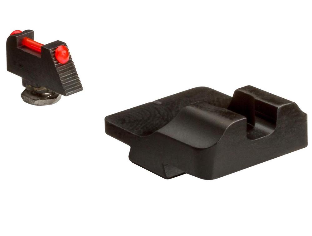 Warren Tactical Fiber Optic Sight Set for Small Glocks (42/43/43X/48)
