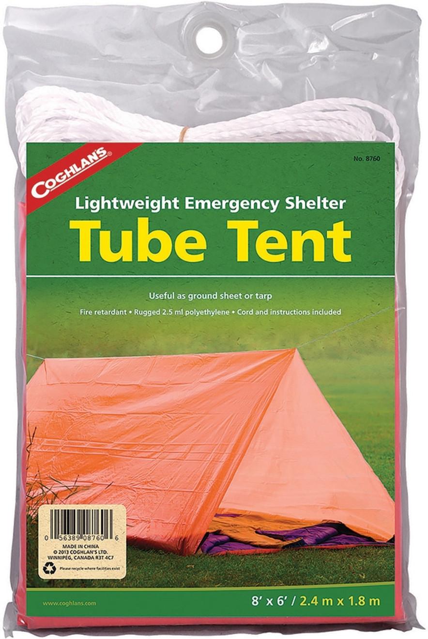 Coghlan's Emergency Lightweight Tube Tent