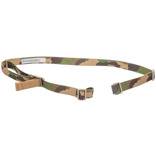 Blue Force Gear Vickers VCAS 2-Point Sling (Woodland Camo)