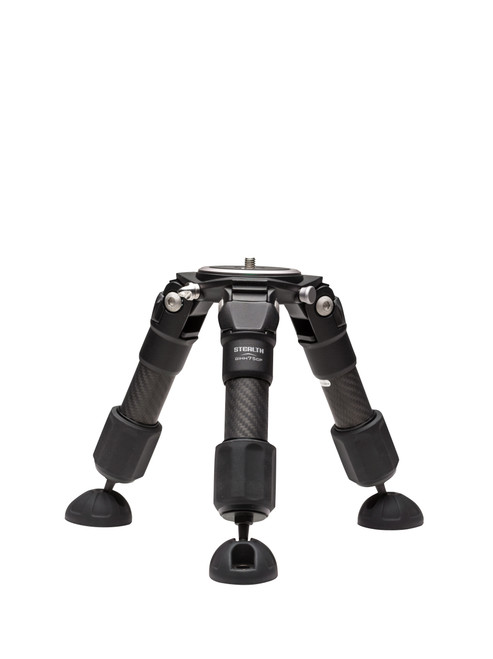 GIHH75CP Baby Grand CF Tripod, 2 Sections, 75mm