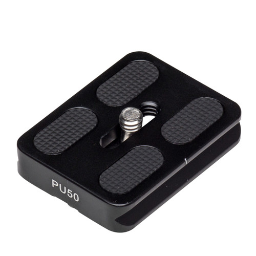 PIU50 Arca-Swiss Style Universal Quick Release Plate