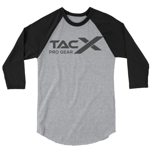 3/4 sleeve TacX Raglan