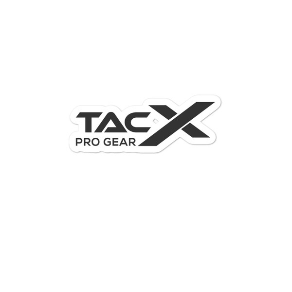 TacX Pro Gear Decal
