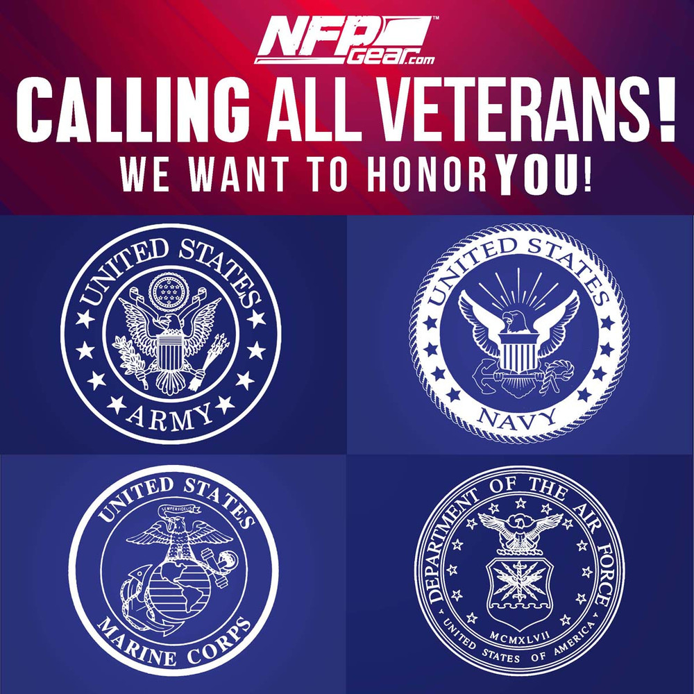 CALLING ALL VETS! We Want to Honor You!