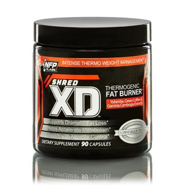 Shred XD - Fat Burner/Thermogenic