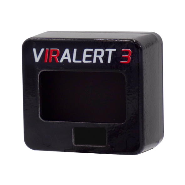 VIRALERT 3 Blackbody Reference Source - Small, light weight blackbody source capable of operating in ambient temperatures up to 30°C/86°F