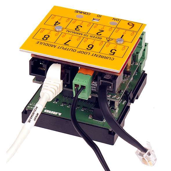 Tested Analogue PCB - Lancom 4