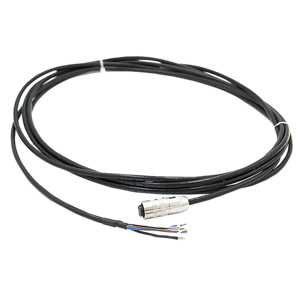 M16-Free 8 Way Cable 5m Str Connector