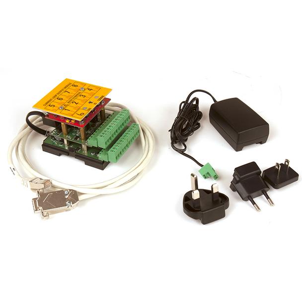 Lancom 4 Analog Output Assembly
