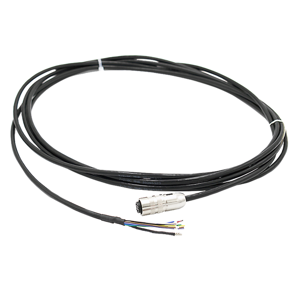 M16-Free 8 Way Cable 100m Str Connector