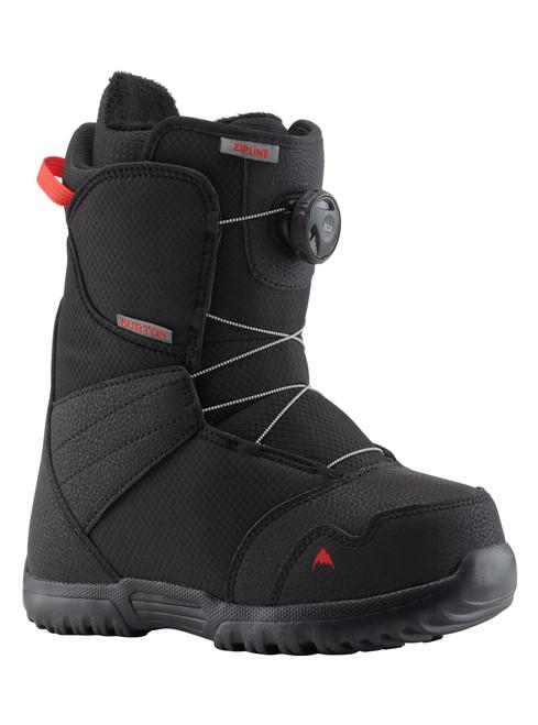 Kids' Burton Zipline BOA® Snowboard Boots