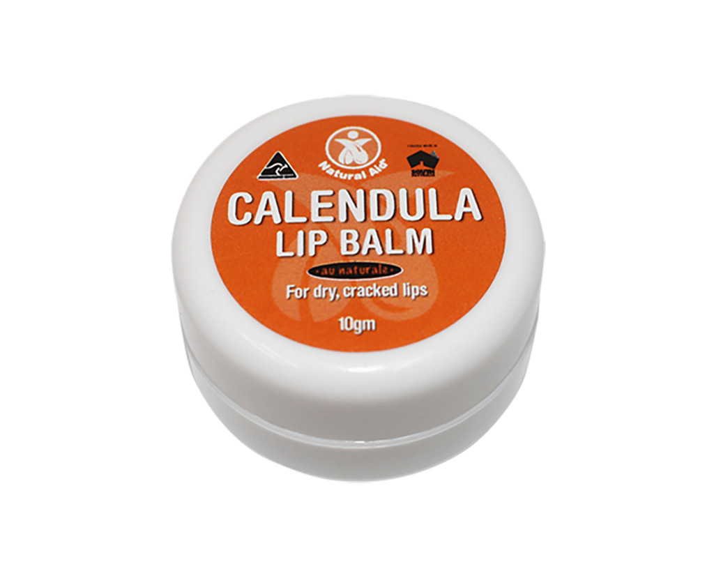 Calendula Lip Balm 10gm