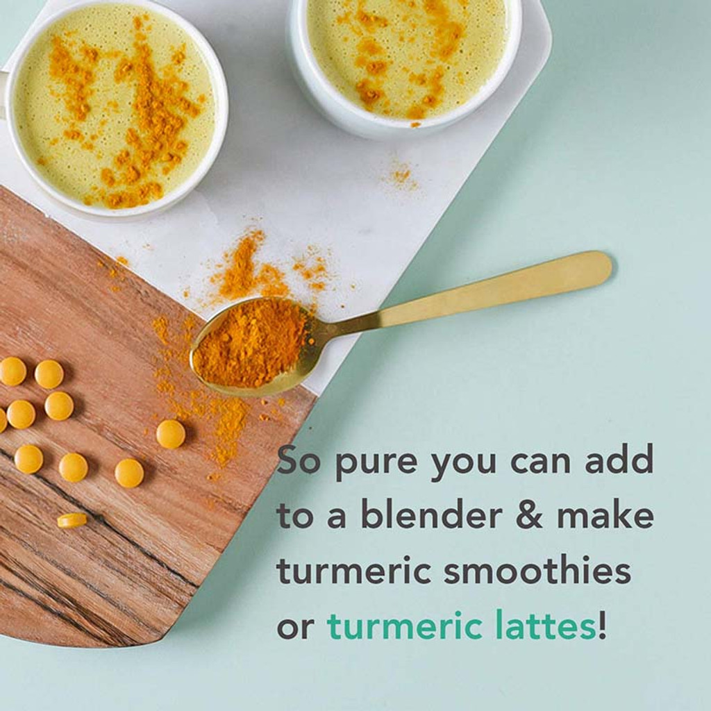 Organic Turmeric Curcumin (You're Golden) 90tablets