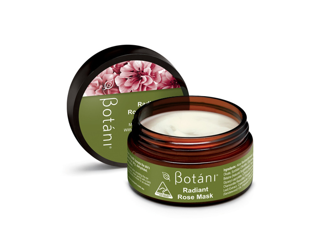 Radiant Rose Mask 100g