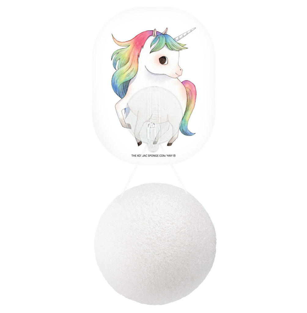 Mythical Beasts Konjac Face Sponge & Hook Gift Set