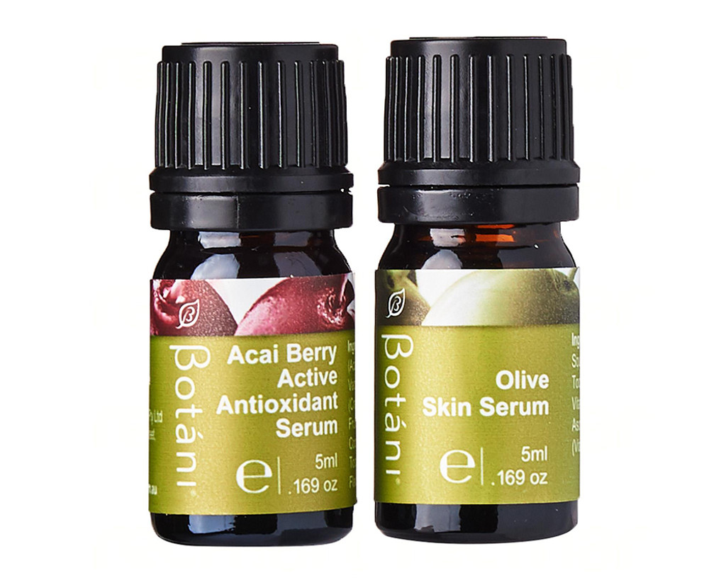 Facial Serum Travel Set