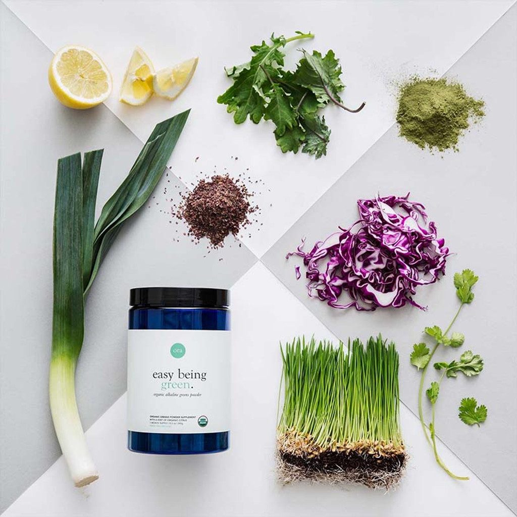 Organic Alkaline Greens Superfood Powder 240g