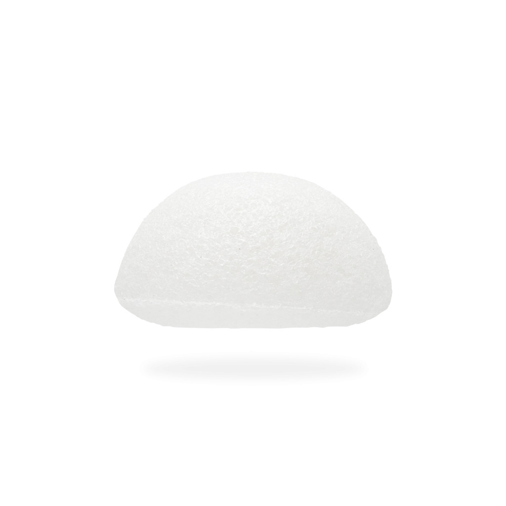 The Elements Water With 100% Pure White Konjac Full Size Facial Sponge