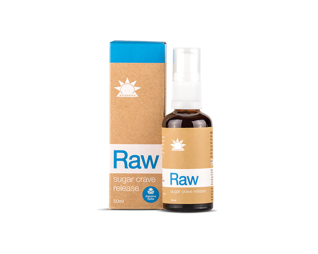 Raw Sugar Crave Release 50ml