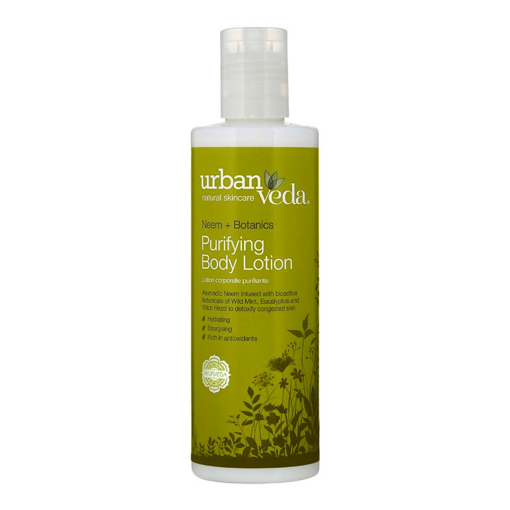 Purifying Body Lotion - Neem + Botanics 250ml