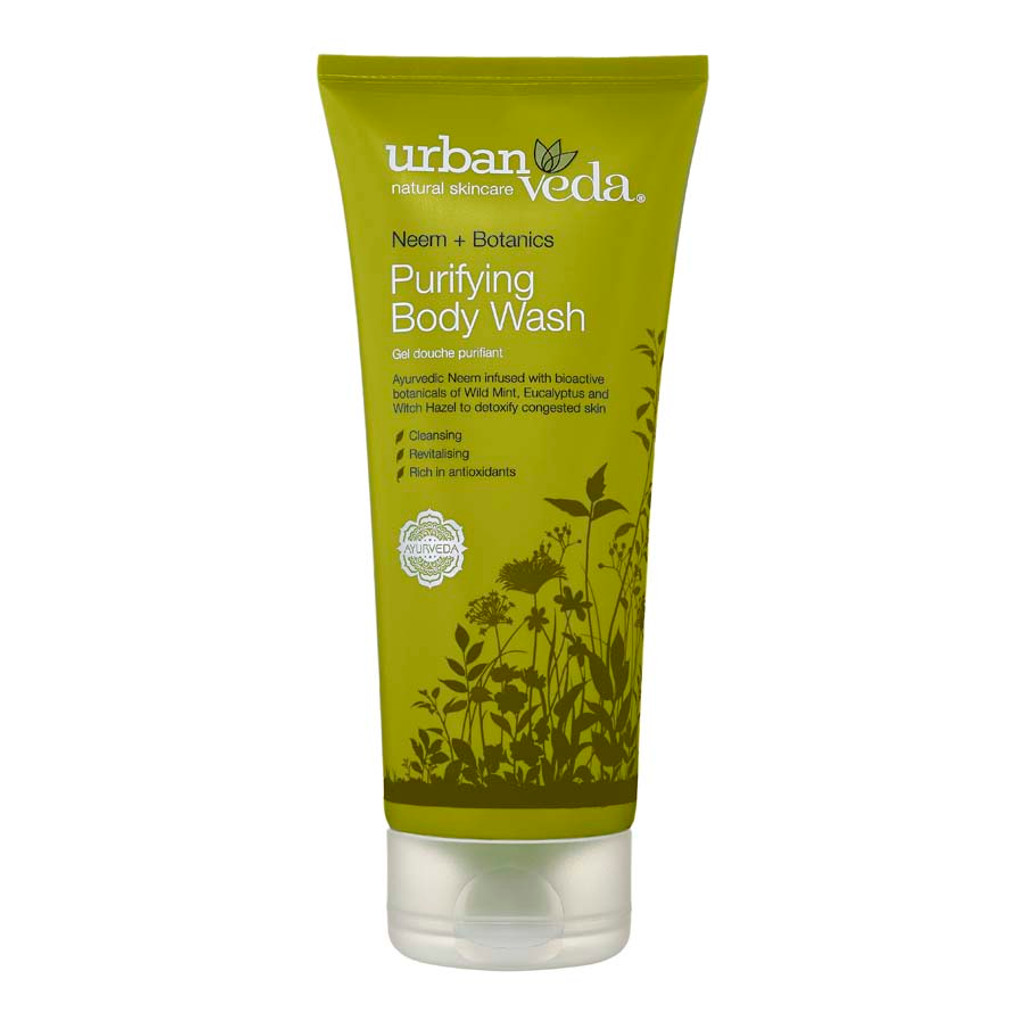 Purifying Body Wash - Neem + Botanics 200ml