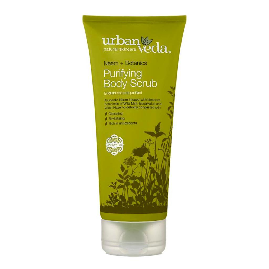 Purifying Body Scrub - Neem + Botanics 200ml