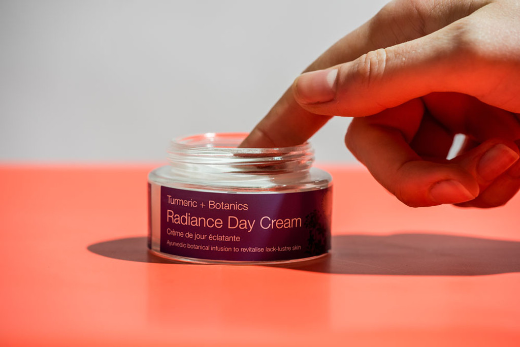 Radiance Day Cream - Turmeric + Botanics 50ml
