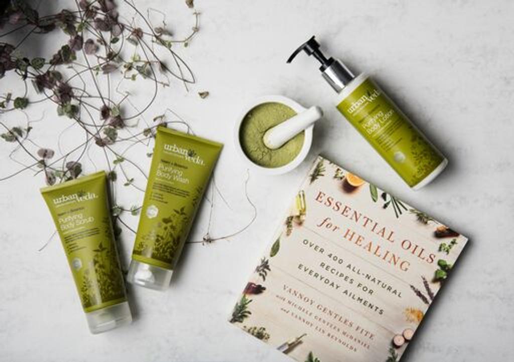 Purifying Body Wash - Neem + Botanics 50ml (Mini)